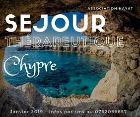 Séjour Thérapeutique à Chypre