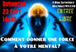 Comment donner une force à votre mental?