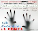 Pourquoi certaines personnes sont abonnées à la Roqya?