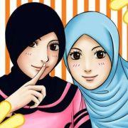 Entres soeurs fissabi'Lillah